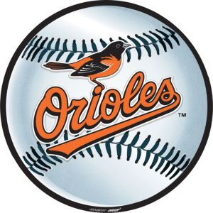 Baltimore Orioles Cutout