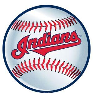 Cleveland Indians Cutout