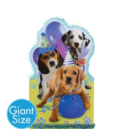 Giant Party Pups Pinata