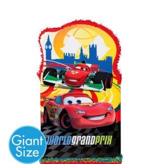 Giant Lightning McQueen Pinata