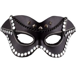 Dominatrix Masquerade Mask