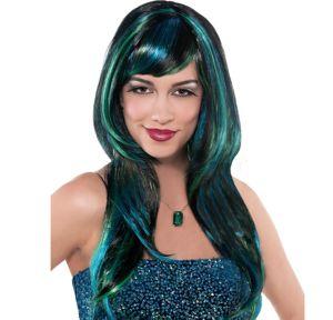 Sexy Peacock Wig