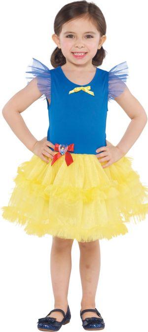 Girls Tutu Snow White Dress