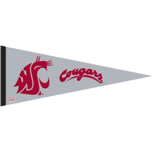 Washington State Cougars Pennant Flag