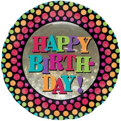 Happy Birthday Balloon - Giant Party On