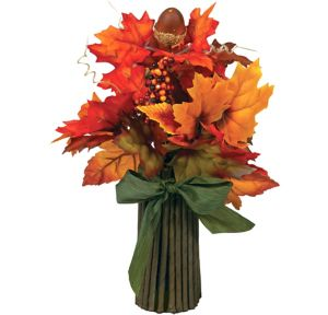Fall Leaves Bouquet