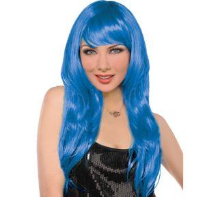 Glam Blue Wig