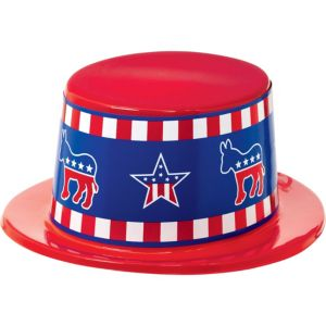 Democrat Top Hat
