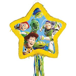 Pull String Toy Story Pinata
