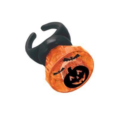 Halloween Light-Up Ring