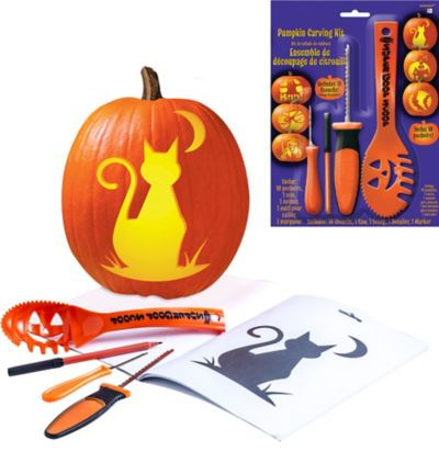 Pumpkin Carving Kit 14pc
