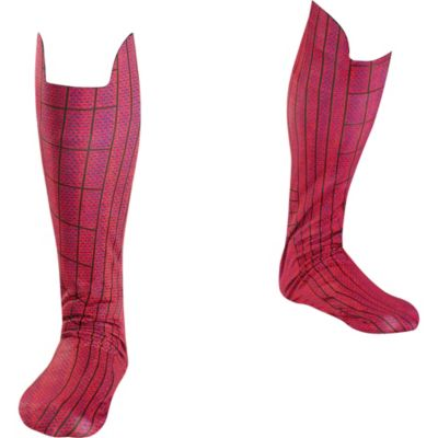 Adult Amazing Spider-Man Boot Covers