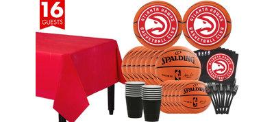Atlanta Hawks Basic Fan Kit