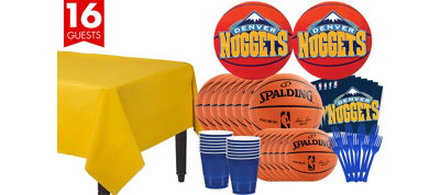 Denver Nuggets Basic Fan Kit