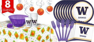 Washington Huskies Basic Fan Kit