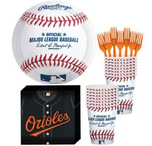 Baltimore Orioles Basic Fan Kit