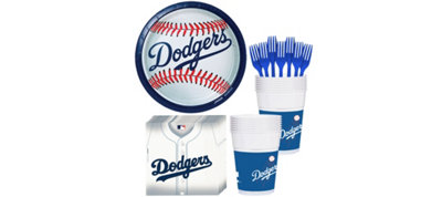 Los Angeles Dodgers Basic Fan Kit