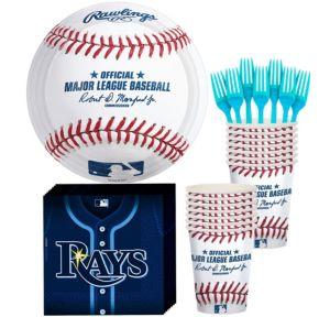 Tampa Bay Rays Basic Fan Kit