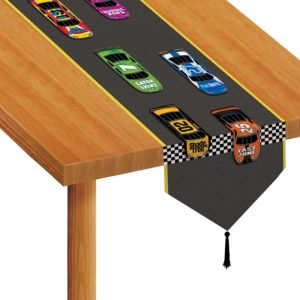 Printed Racing Table Runner