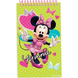 Minnie Mouse Notepads