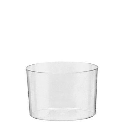 Mini CLEAR Plastic Bowls 40ct