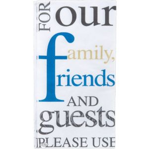 Premium Guest Towels 16ct