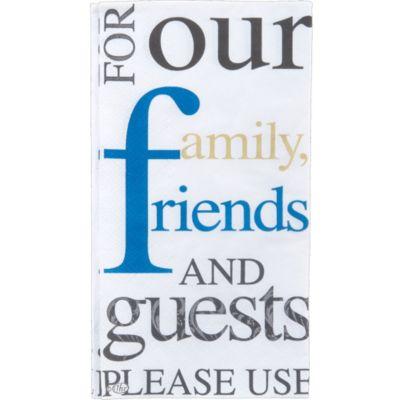 Please Use Premium Guest Towels 16ct