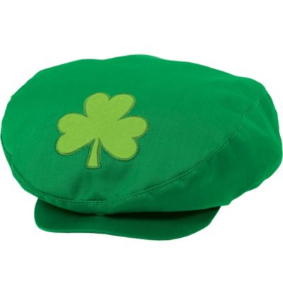 St. Patrick's Day Newsboy Hat