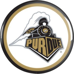 Purdue Boilermakers Button