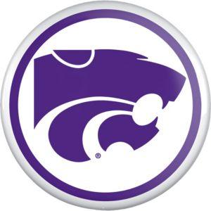 Kansas State Wildcats Button