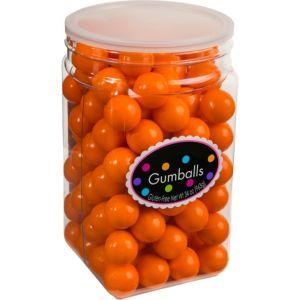 Orange Gumballs 115pc