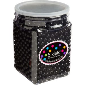 Black Chocolate Sixlets 1330pc