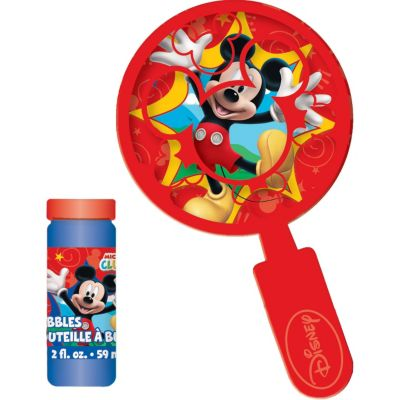 Mickey Mouse Bubble Wand Set