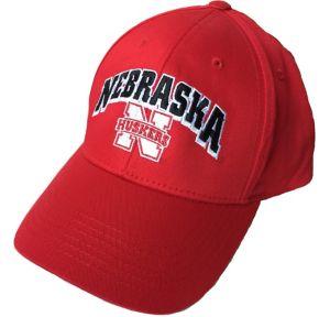 Nebraska Cornhuskers Baseball Hat
