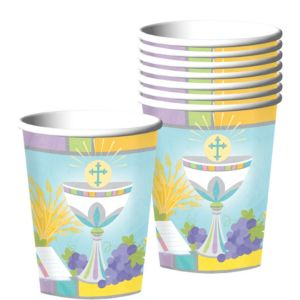 Joyous Communion Cups 18ct
