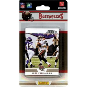 2012 Tampa Bay Buccaneers Team Cards