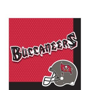 Tampa Bay Buccaneers Lunch Napkins 36ct