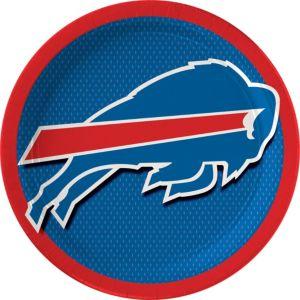 Buffalo Bills Lunch Plates 18ct