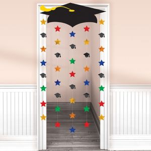 Cap & Stars Door Decoration