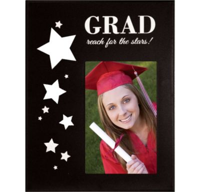 Reach for the Stars Graduation Photo Frame