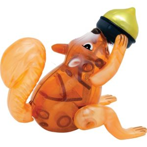 Scamper the Squirrel Windup Toy