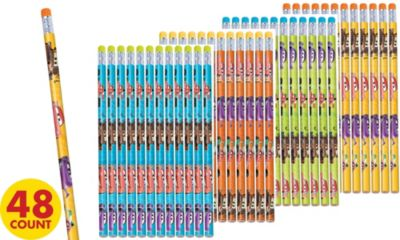 Cars Pencils 48ct