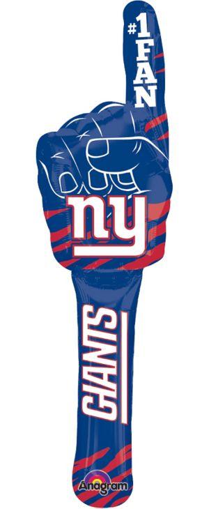 New York Giants Inflatable Spirit Stick