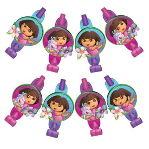 Dora the Explorer Blowouts 8ct