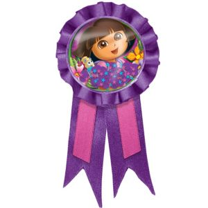 Dora the Explorer Award Ribbon