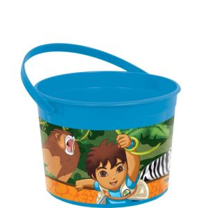 Go, Diego, Go! Favor Container