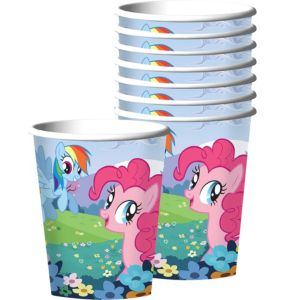 My Little Pony Cups 8ct