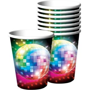 Disco Fever Cups 8ct