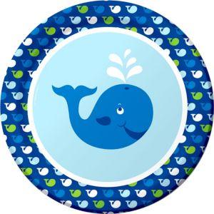 Ocean Preppy Lunch Plates 8ct