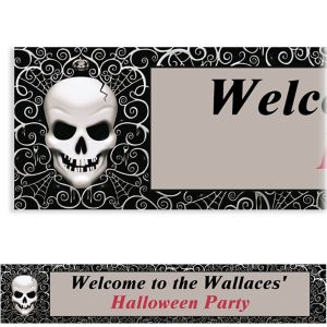 Custom Fright Night Banner 6ft